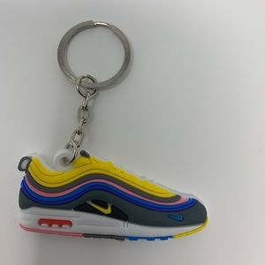 🆕Nike Air Max Wotherspoon Key chain